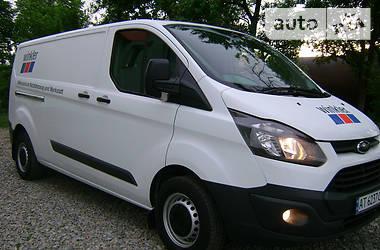 Ford Transit Custom 2014 в Ивано-Франковске