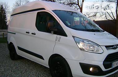 Ford Transit Custom 2015 в Ивано-Франковске