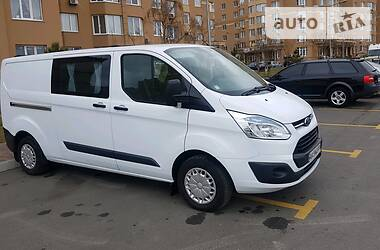 Ford Transit Custom 2016 в Киеве