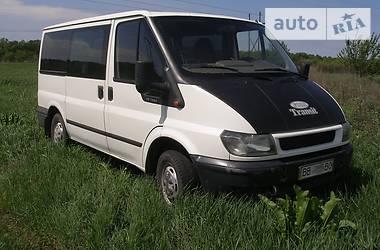 Ford Transit груз.-пасс. 2003 в Луганске