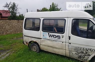 Ford Transit груз.-пасс. 1992 в Тернополе