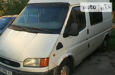 Ford Transit груз.-пасс. 1999 в Житомире