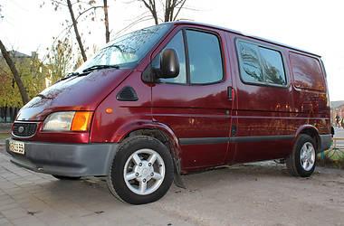 Ford Transit груз.-пасс. 2000 в Мирнограде