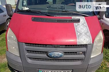 Ford Transit груз.-пасс. 2006 в Львове