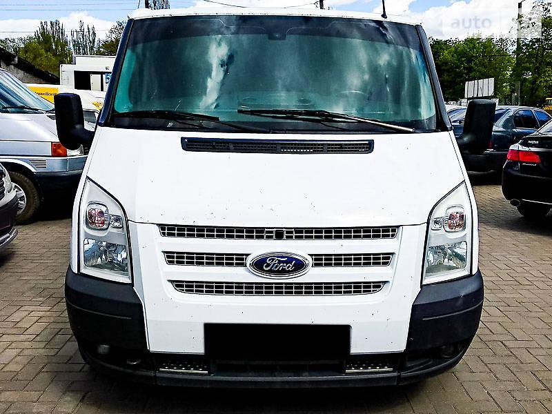 Ford Transit груз. 2012 в Кривом Роге