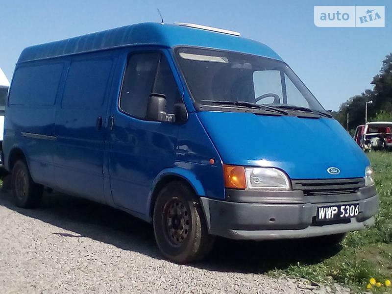 Ford Transit груз. 1992 в Виннице