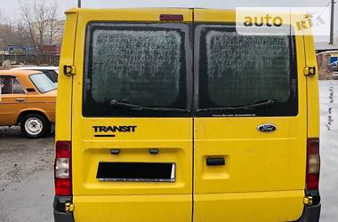 Ford Transit груз. 2010 в Виннице