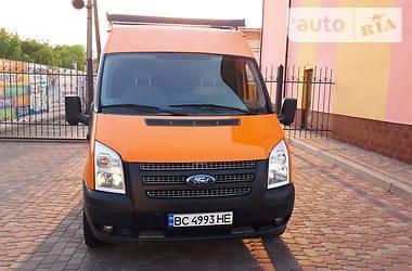 Ford Transit груз. 2013 в Червонограде