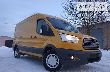 Ford Transit груз. 2016 в Ковеле