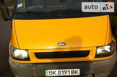 Ford Transit пасс. 2003 в Ровно