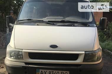 Ford Transit пасс. 2001 в Харькове