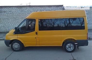 Ford Transit пасс. 2007 в Львові