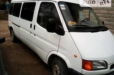 Микроавтобус (от 10 до 22 пас.) Ford Transit пасс. 1997 в Надворной