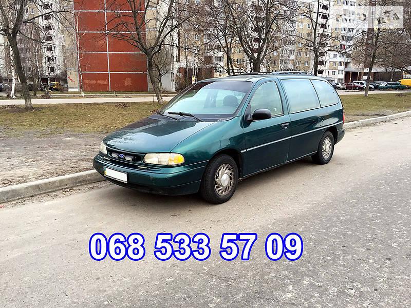 Ford Windstar 1996 в Києві