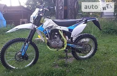 Мотоцикл Кросс Forte FT 250 CKA 2020 в Надворной