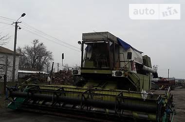 Fortschritt E-517 1990 в Новограде-Волынском