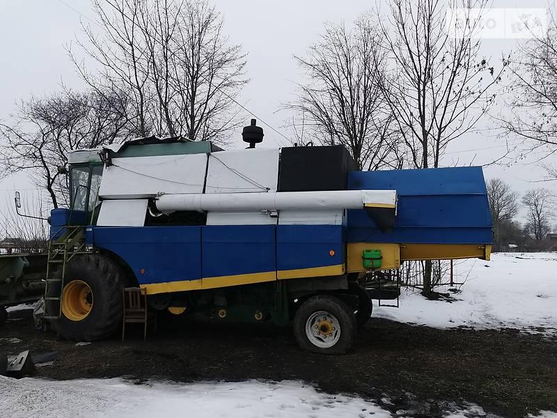 Комбайн зернозбиральний Fortschritt E-517 1989 в Красилові