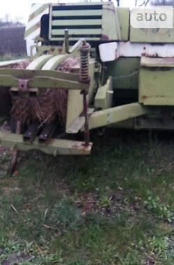 Пресс-подборщик тюковый Fortschritt K-454 1992 в Немирове