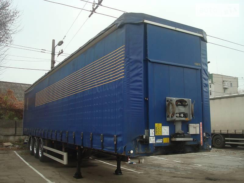 Fruehauf TX 34 2008 в Житомире
