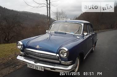 ГАЗ 21 1965 в Косове