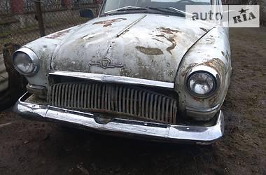 ГАЗ 21 1965 в Львове
