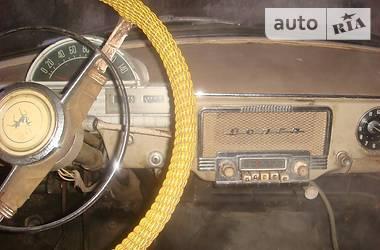 ГАЗ 21 1960 в Каменском