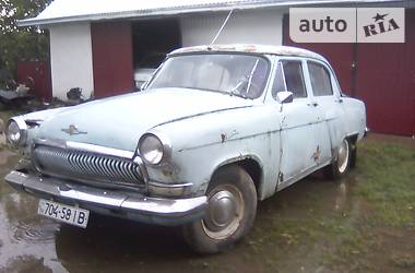 ГАЗ 21 1966 в Коломые