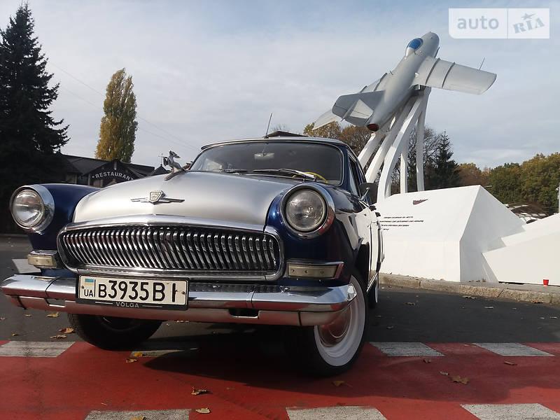 ГАЗ 21 1965 года в Виннице