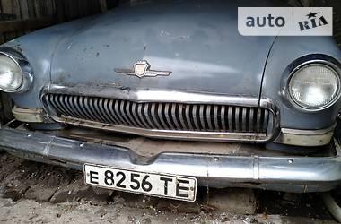 ГАЗ 21 1963 в Тернополе