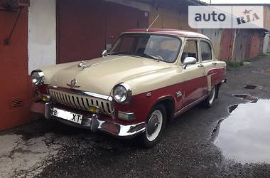 ГАЗ 21 1961 в Киеве