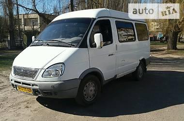 ГАЗ 2217 Соболь 2006