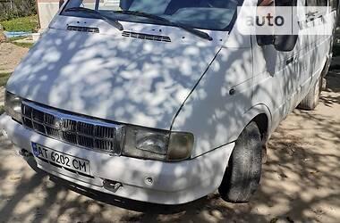 ГАЗ 2217 Соболь 2000 в Монастыриске