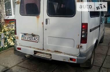 ГАЗ 2217 Соболь 2004 в Хмельницком