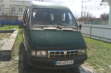 Минивэн ГАЗ 2217 Соболь 1999 в Новограде-Волынском