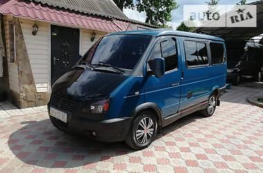 Микроавтобус (от 10 до 22 пас.) ГАЗ 2217 Соболь 2006 в Славянске