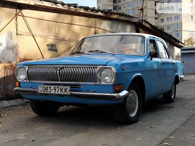 Седан ГАЗ 2401 1974 в Києві
