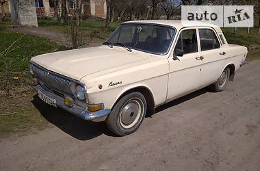 ГАЗ 24 1972 в Перемышлянах