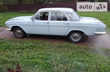 Седан ГАЗ 24 1976 в Львове