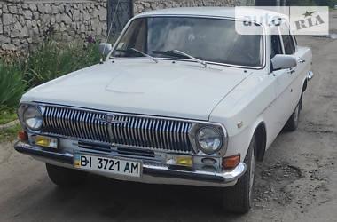 Седан ГАЗ 24 1985 в Кременчуге