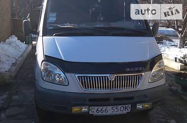 ГАЗ 2705 Газель 2003 в Ширяево