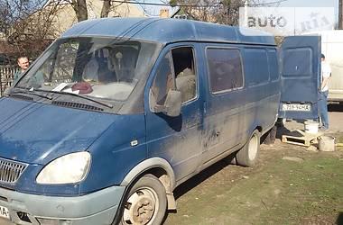 ГАЗ 2705 Газель 2004 в Звенигородці