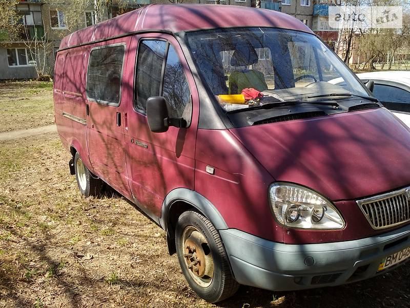 ГАЗ 2705 Газель 2003 в Сумах