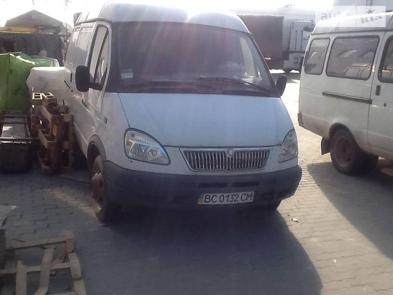 ГАЗ 2705 Газель 2003 в Львове