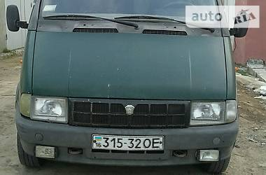 ГАЗ 2705 Газель 1999 в Одессе