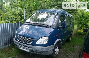 Микроавтобус (от 10 до 22 пас.) ГАЗ 2705 Газель 2005 в Тячеве
