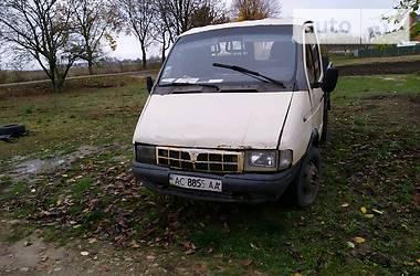 ГАЗ 2705 Газель 2002 в Луцке