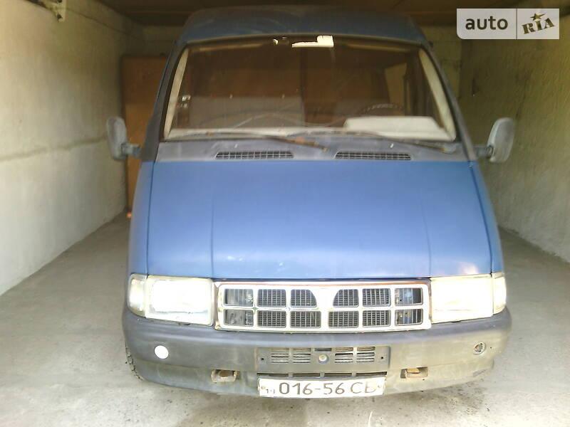ГАЗ 2705 Газель 2002 в Шостке