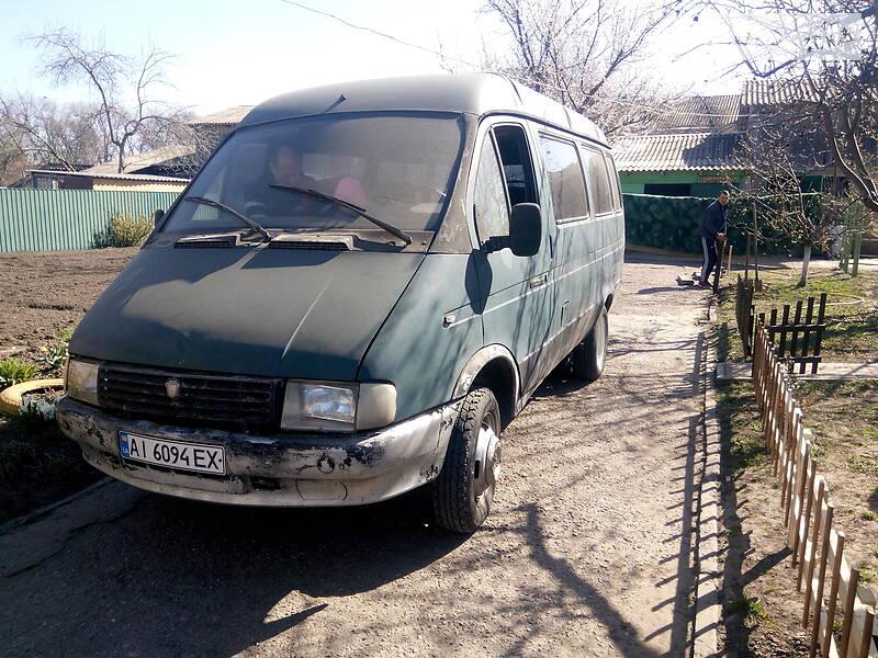 Легковий фургон (до 1,5т) ГАЗ 2705 Газель 1999 в Білій Церкві