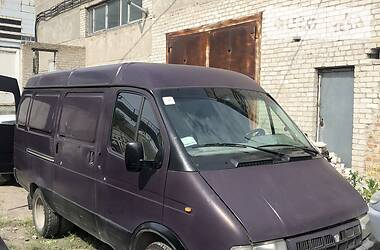 ГАЗ 2705 Газель 2002 в Запорожье