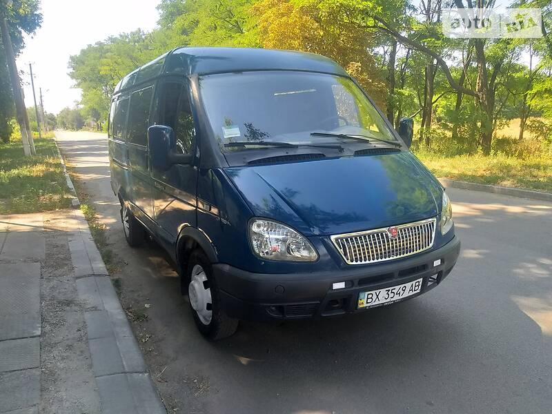 ГАЗ 2705 Газель 2705